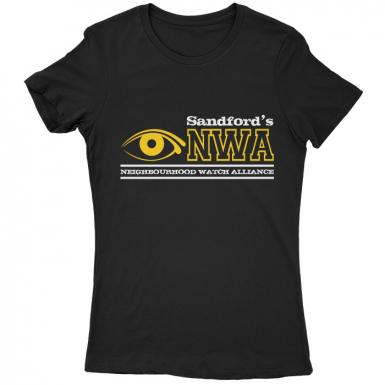 NWA Neighbourhood Watch Alliance Womens T-shirt