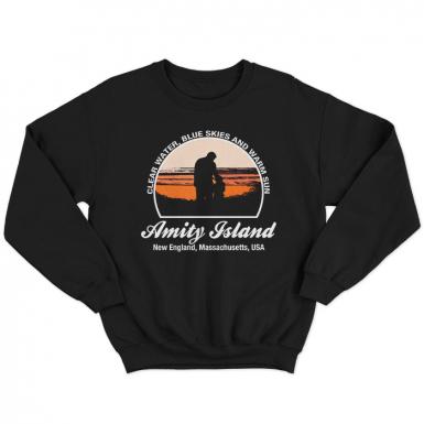 Amity Island Unisex Sweatshirt