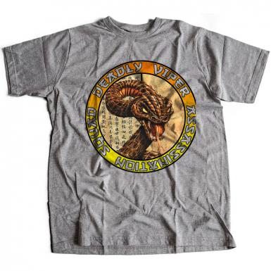 Deadly Viper Assassination Squad Mens T-shirt