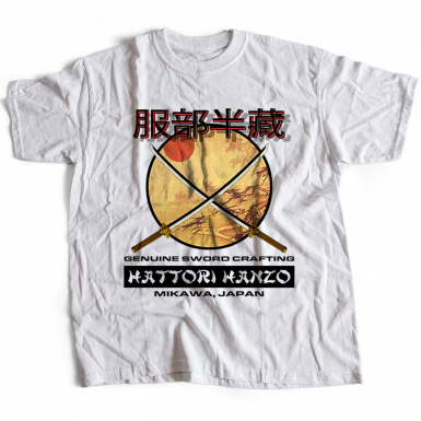 Hattori Hanzo Swords Mens T-shirt