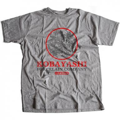 Kobayashi Porcelain Company Mens T-shirt
