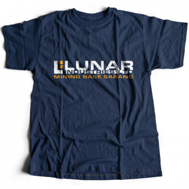 Lunar Industries Mens T-shirt