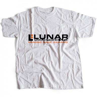 Lunar Industries Mens T-shirt