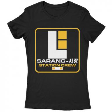 Mine Base Sarang Womens T-shirt