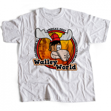 Walley World Of Adventures Mens T-shirt