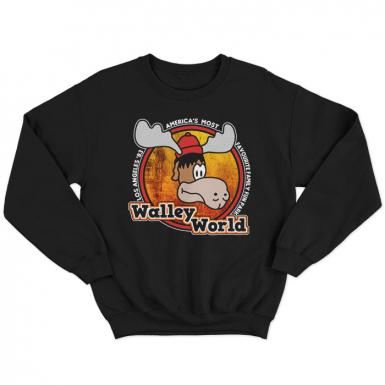 Walley World Of Adventures Unisex Sweatshirt