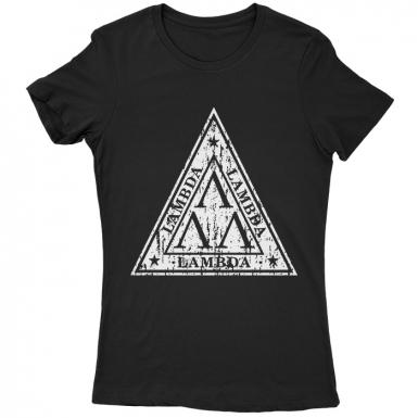 Lambda Womens T-shirt