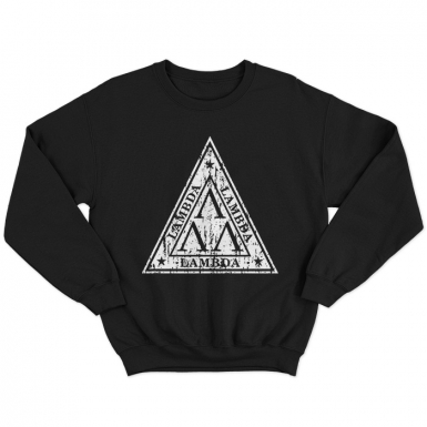 Lambda Unisex Sweatshirt