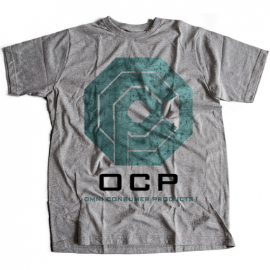 OCP Omni Consumer Products Mens T-shirt