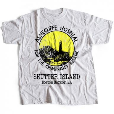 Ashecliffe Hospital Mens T-shirt