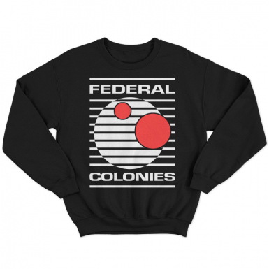 Federal Colonies Unisex Sweatshirt