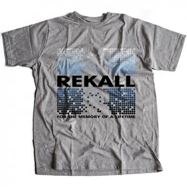 Rekall Memory Mens T-shirt