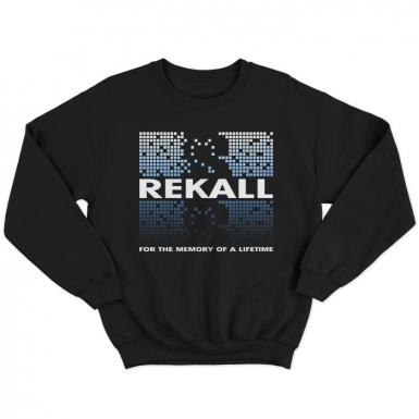 Rekall Memory Unisex Sweatshirt