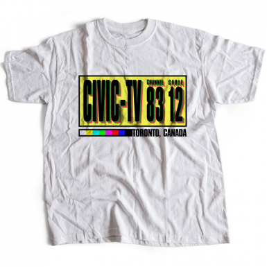Civic TV Mens T-shirt