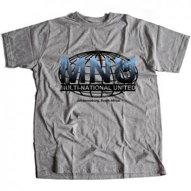 Multi-National United MNU Mens T-shirt