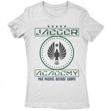 Jaeger Academy Womens T-shirt