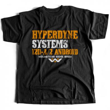 Hyperdyne Systems Mens T-shirt
