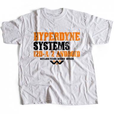 Hyperdyne Systems Mens T-shirt