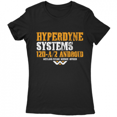 Hyperdyne Systems Womens T-shirt