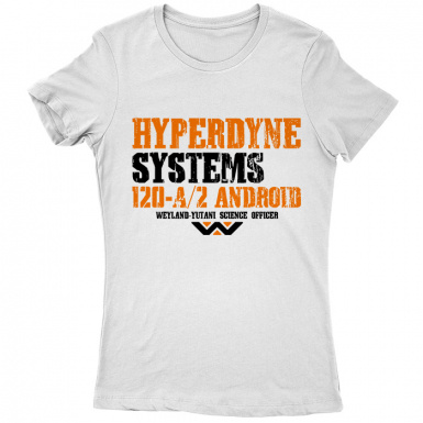 Hyperdyne Systems Womens T-shirt