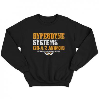 Hyperdyne Systems Unisex Sweatshirt