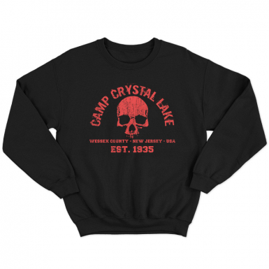 Camp Crystal Lake Unisex Sweatshirt