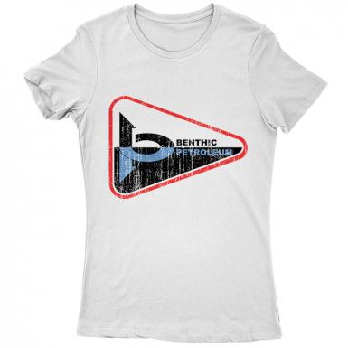 Benthic Petroleum Womens T-shirt
