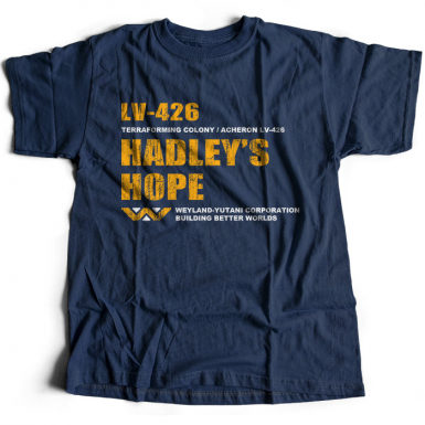 LV-426 Hadley's Hope Mens T-shirt
