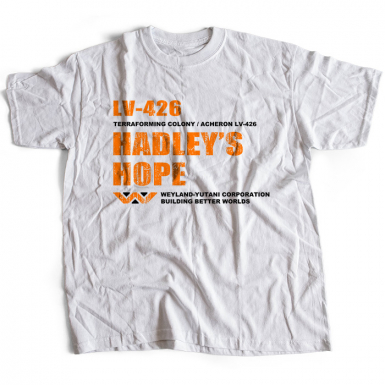 LV-426 Hadley's Hope Mens T-shirt
