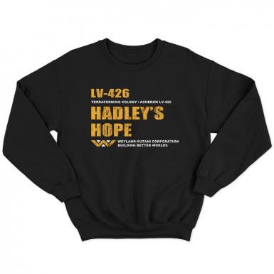 LV-426 Hadley's Hope Unisex Sweatshirt