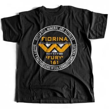 Fiorina Fury 161 Mens T-shirt