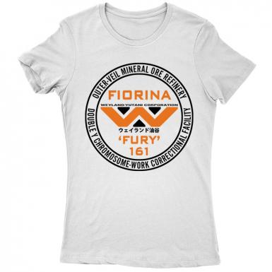 Fiorina Fury 161 Womens T-shirt