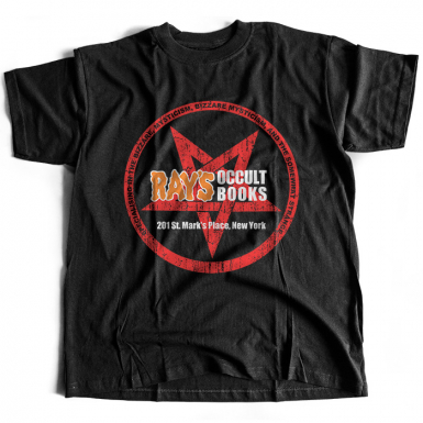 Ray's Occult Books Mens T-shirt