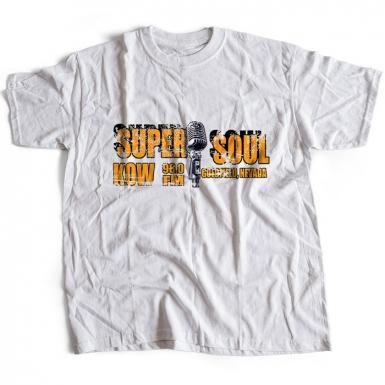 KOW Super Soul's Radio Station Mens T-shirt