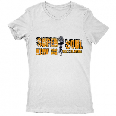 KOW Super Soul's Radio Station Womens T-shirt