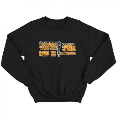 KOW Super Soul's Radio Station Unisex Sweatshirt