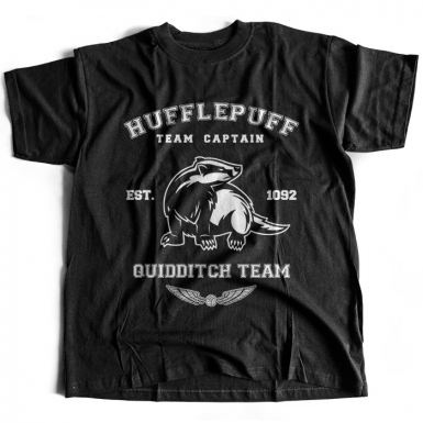 Hufflepuff Team Mens T-shirt