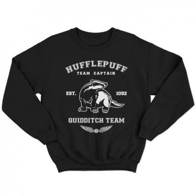 Hufflepuff Team Unisex Sweatshirt