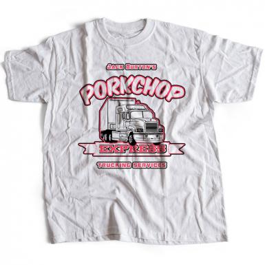 The Pork Chop Express Mens T-shirt