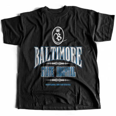Baltimore State Hospital Mens T-shirt