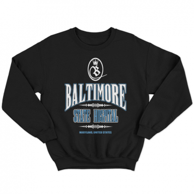 Baltimore State Hospital Unisex Sweatshirt