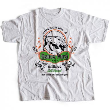 Genco Pura Olive Oil Mens T-shirt