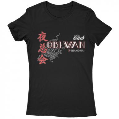 Club Obi Wan Womens T-shirt