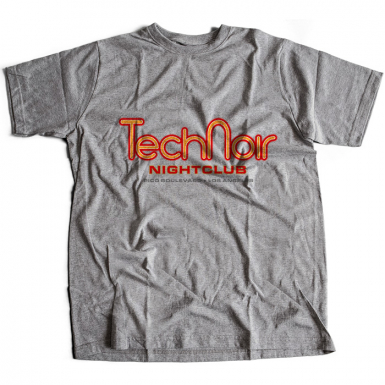 Tech Noir Nightclub Mens T-shirt