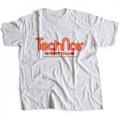 Tech Noir Nightclub Mens T-shirt