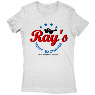 Ray's Music Exchange Womens T-shirt