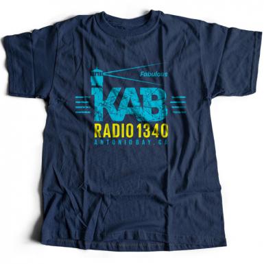 KAB Radio 1340 Mens T-shirt