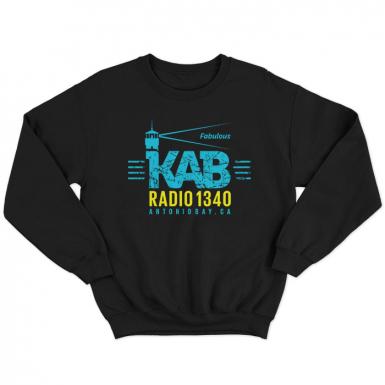 KAB Radio 1340 Unisex Sweatshirt