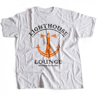 Lighthouse Lounge Mens T-shirt