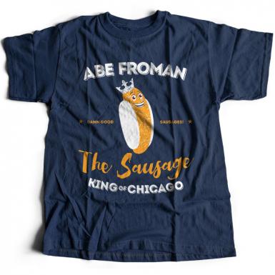 Abe Froman Mens T-shirt